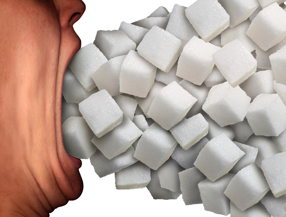 Liikaa sokeria