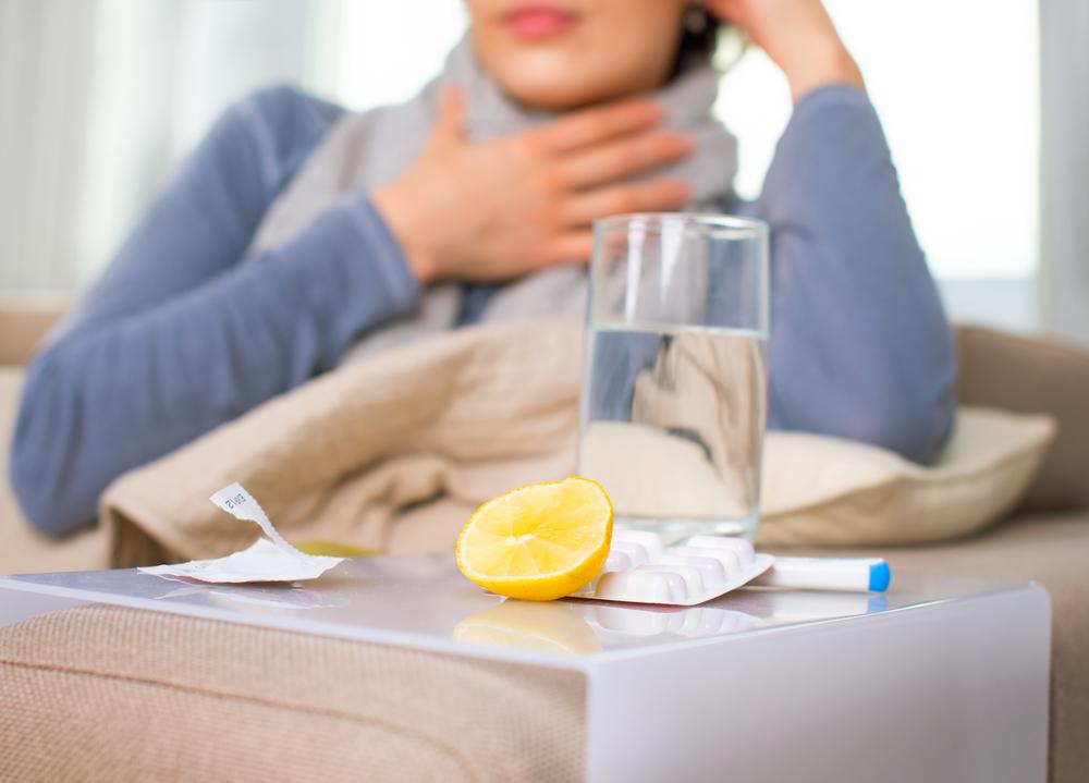 Flunssa Kurkkukipu