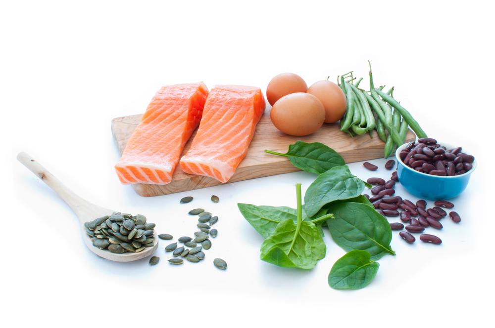 Hyviä proteiinin lähteitä vanhukselle